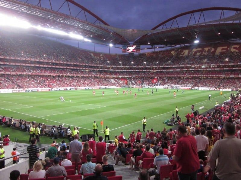 Benfica Lisbon Stadium